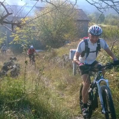 Week-end Ardèche du 4 et 5/10/2014