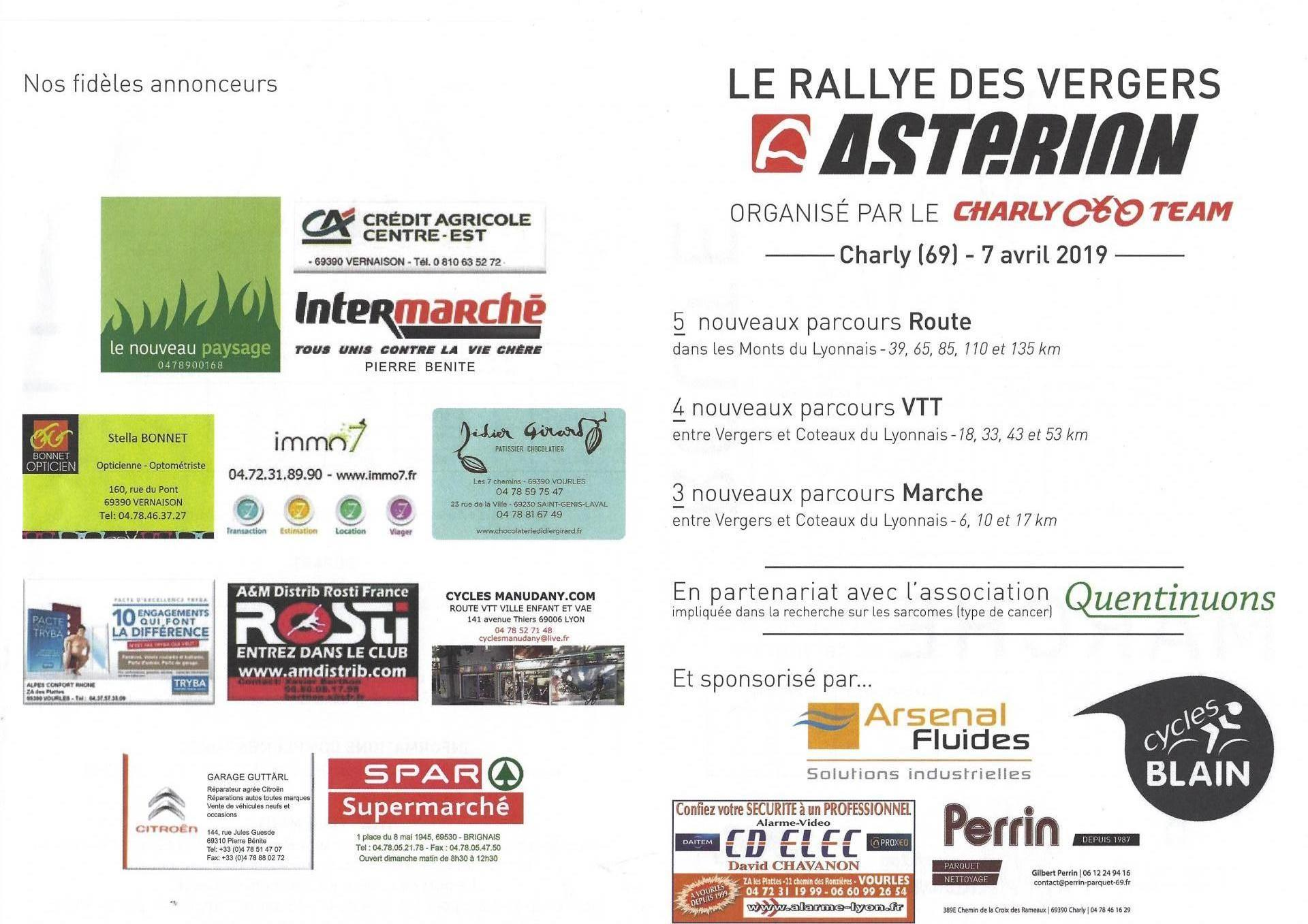 Photo flyer asterion 2020